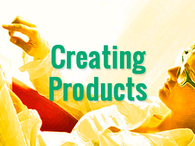Creating Products