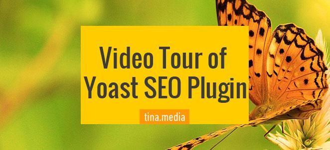 Video Tour of Yoast SEO Plugin for WordPress