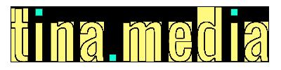 tina.media logo in color